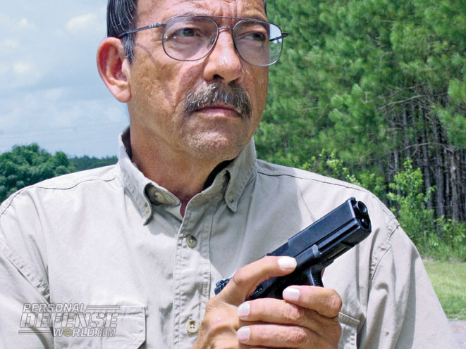 Massad Ayoob has been using GLOCKs as training pistols for decades—more than any other brand. According to Ayoob, they're easy to maintain, and shooters can transfer their skills among various calibers.