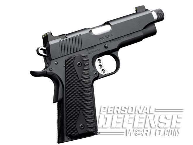 1911, 1911 pistols, 1911 guns, 1911 gun, concealed carry, Kimber FTS