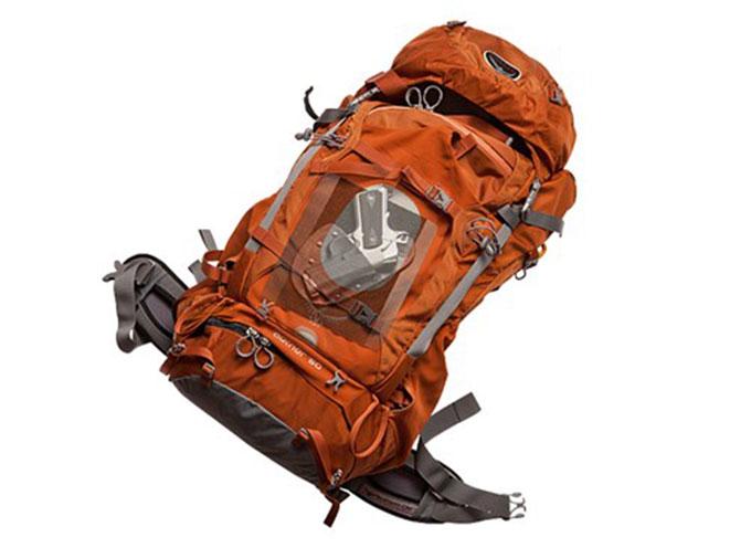 CrossBreed Pac Mat CCW bag holster