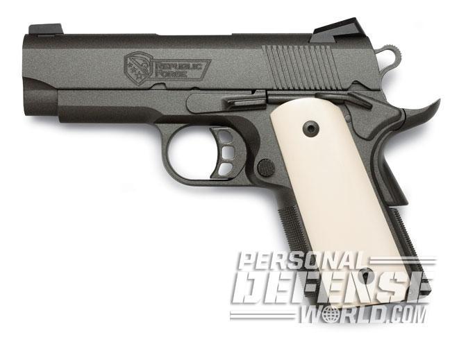 1911, 1911 pistols, 1911 guns, 1911 gun, concealed carry, republic forge general 1911