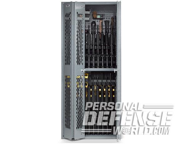 secureit tactical, secure it tactical Model 84 Tactical Weapon Storage Rack