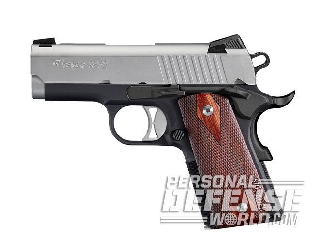 1911, 1911 pistols, 1911 guns, 1911 gun, concealed carry, sig sauer 1911 ultra 9mm