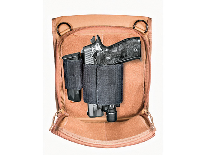 Tuff iPac Concealed Carry Pistol Case, tuff products, tuff ipac
