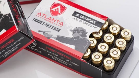 atlanta arms, atlanta arms target defense