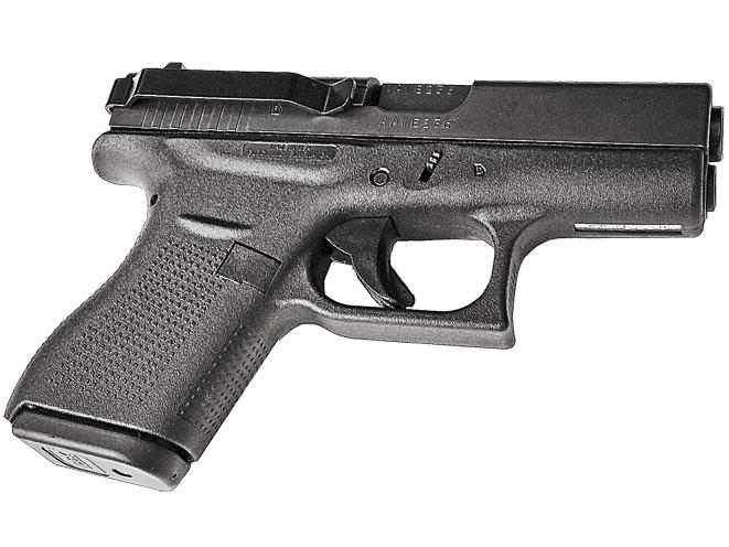 combat handguns, glock, glock 42, glock 42 clipdraw