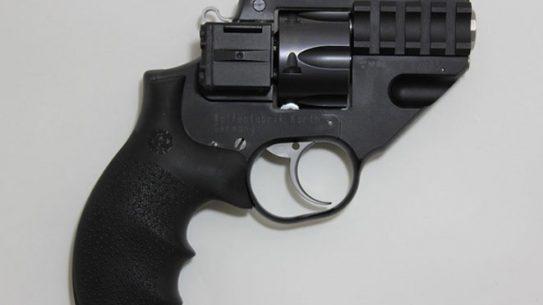 korth, Korth Sky Marshal, sky marshal revolver