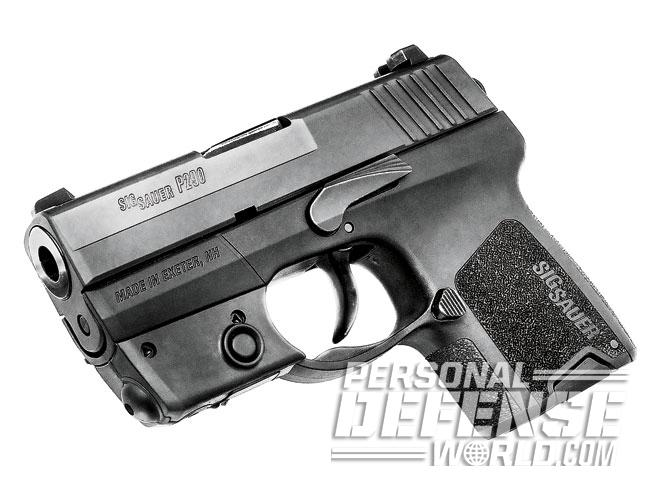 concealed carry, sig sauer p290rs