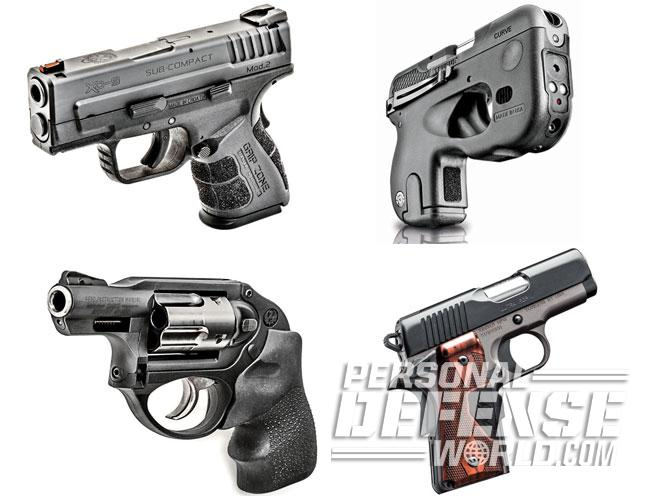 concealed carry, concealed carry pistols