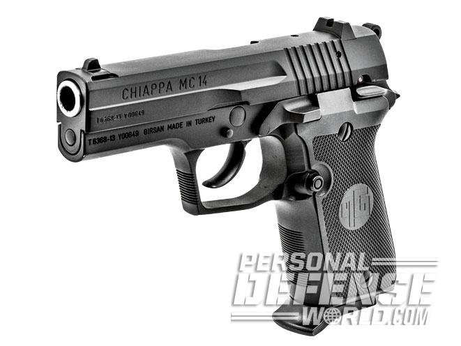 concealed carry, chiappa mc 14