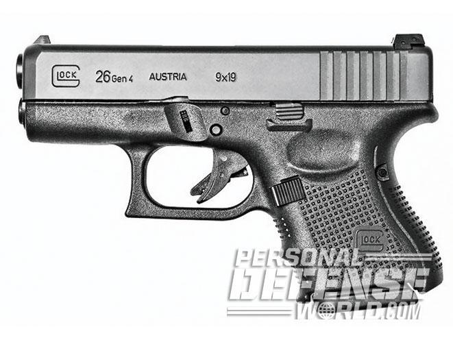 concealed carry, glock 26 gen4