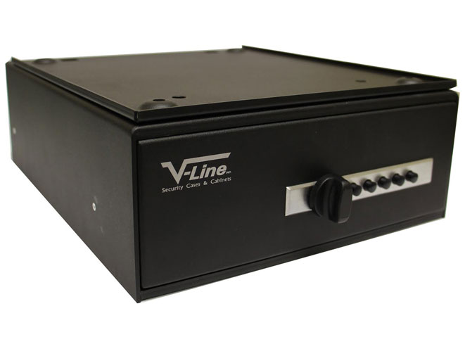 V-Line's Slip-Away Multi-Purpose Pistol Box, v-line, v-line slip-away, slip-away pistol box
