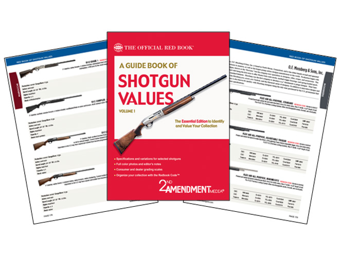 A Guide Book of Shotgun Values Volume 1, A Guide Book of Shotgun Values