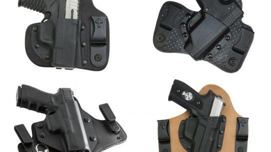 inside the waistband, inside the waistband holsters, iwb, iwb holsters