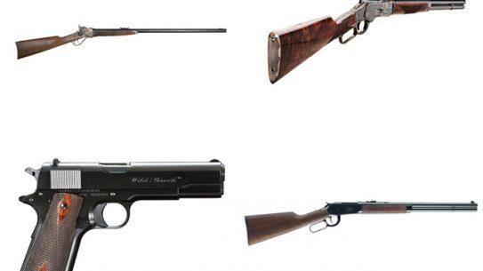 old west guns, guns, guns of the old west