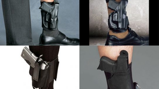 holster, holsters, ankle holster, ankle holsters