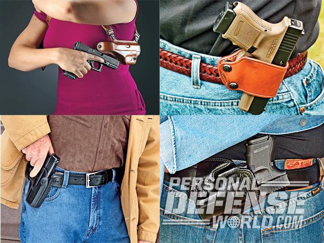 concealed carry glock pistols, Top 9 Concealed Carry Glocks, concealed carry glocks, glock