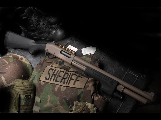 self-defense shotguns, shotgun, shotguns, scattergun, scatterguns, wilson combat, wilson combat shotguns