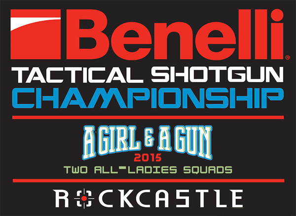 a girl & a gun, benelli