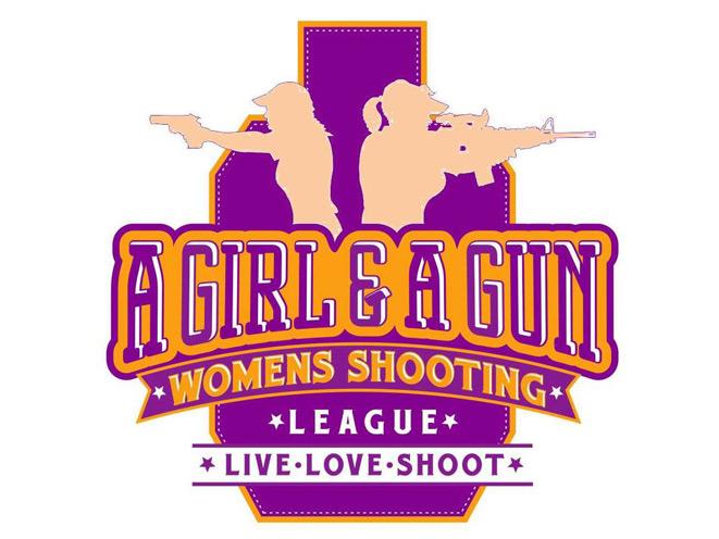A Girl & A Gun, a girl and a gun