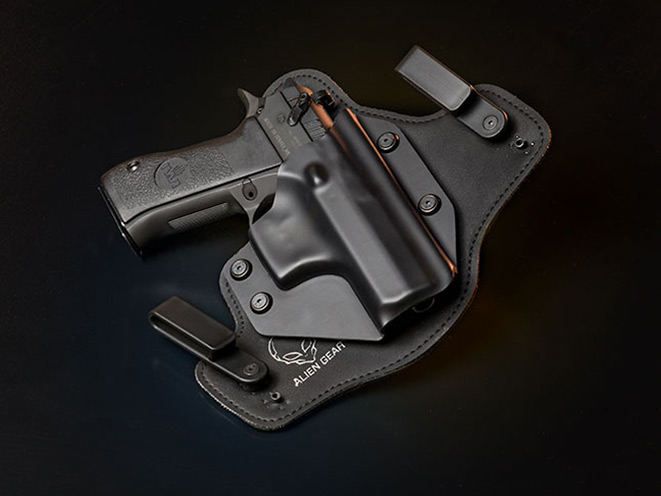 alien gear, alien gear holsters, concealed carry holster clips