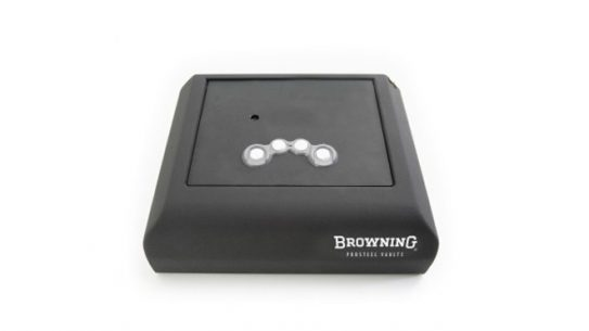 browning, browning prosteel, ProSteel Pistol Vault 500