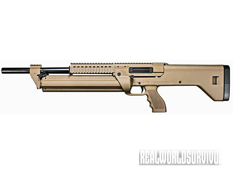 13 CQB Bullpups Self-Defense SRM M1216 Gen 2