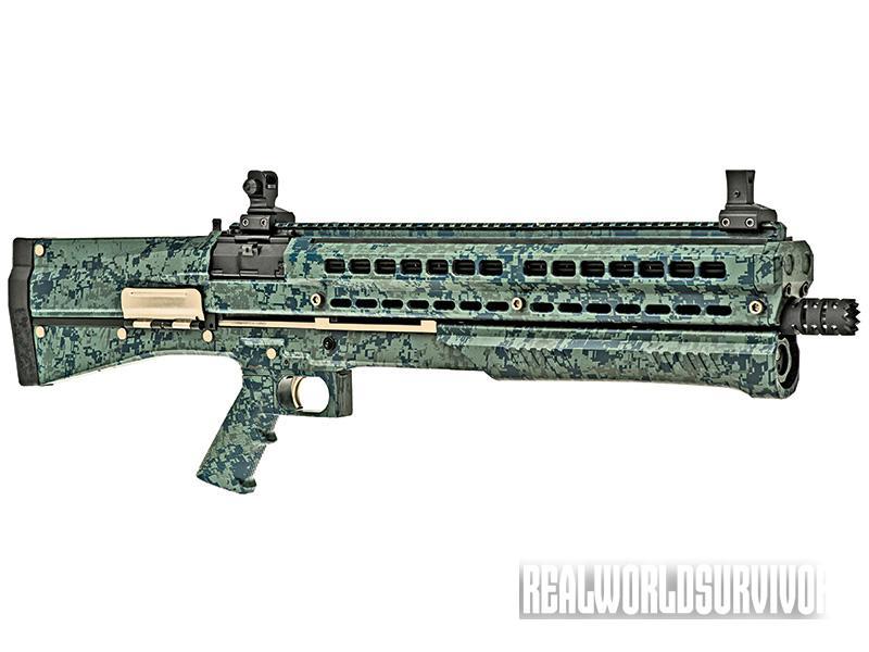 13 CQB Bullpups Self-Defense UTAS UTS 15