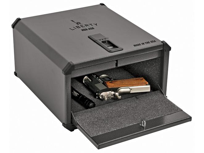 liberty HDX-250 smart vault, pocket pistols, self-defense products, pocket pistols spring 2015, pocket pistols products
