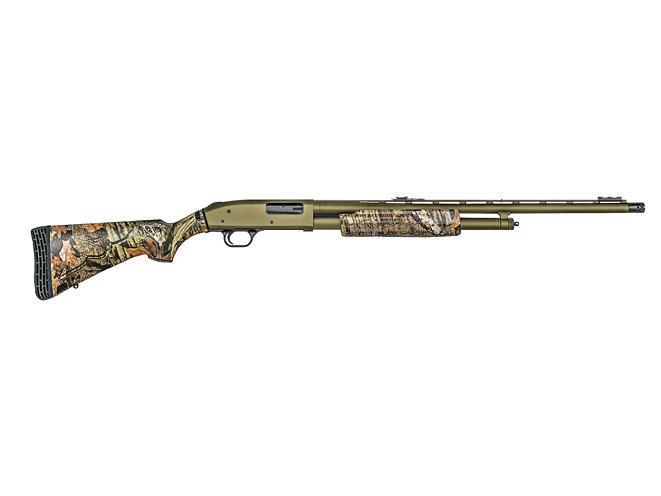 Mossberg FLEX TLS, shotguns, shotgun, home defense shotguns, home defense shotgun, scattergun, scatterguns