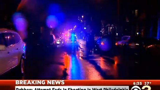 concealed carrier, armed robbers, armed robbery west philadelphia