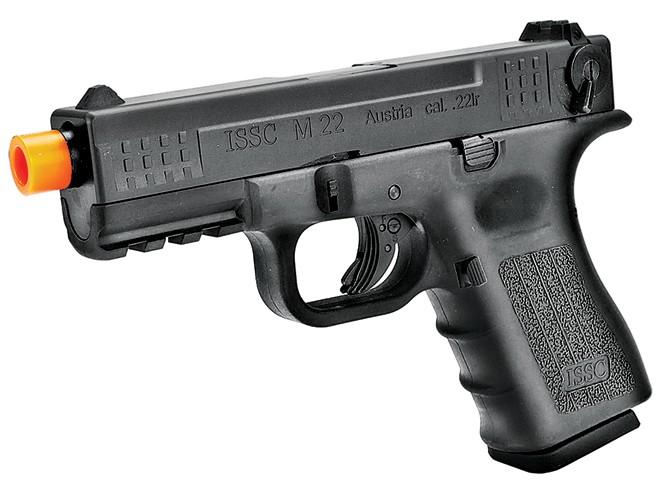 air gun, airgun, airsoft, air rifle, airguns, air guns, WE Tech USA ISSC M22