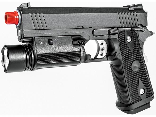 air gun, airgun, airsoft, air rifle, airguns, air guns, WE Tech USA 4.3 Hi-Capa