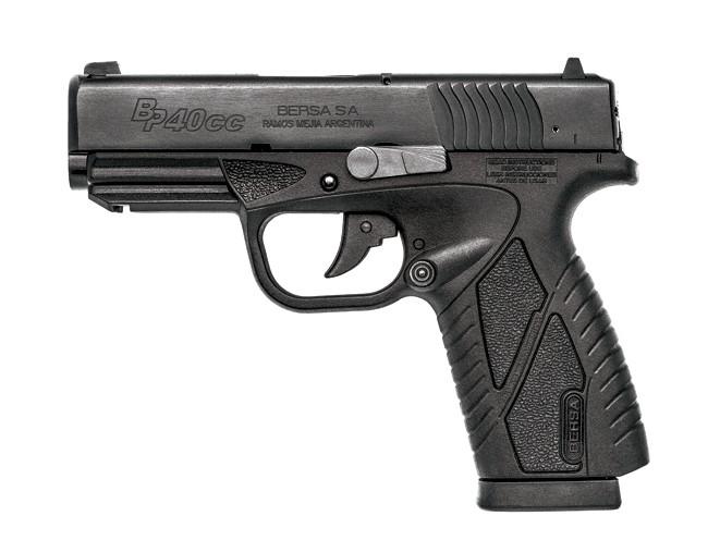 bersa, bersa pistols, bersa gun, bersa concealed carry, bersa bp40cc