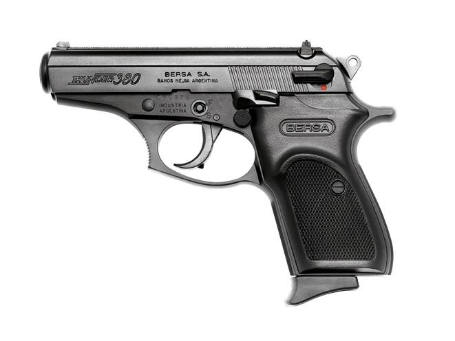 bersa thunder, pocket pistols, .380, self-defense, pocket pistols self-defense, .380 pocket pistols