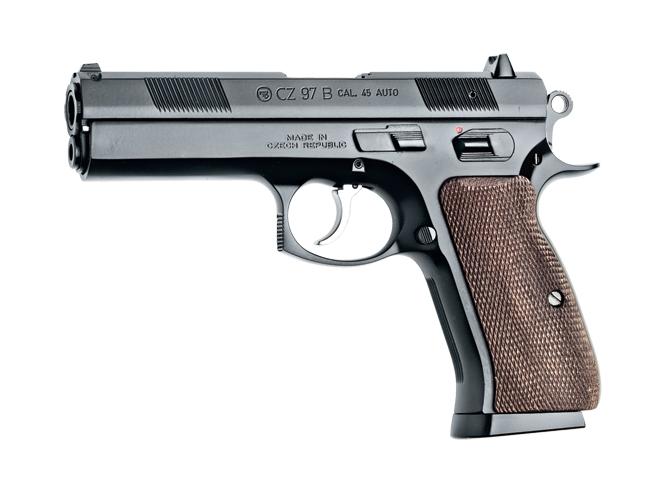 autopistols, autopistol, pistol, pistols, CZ 97
