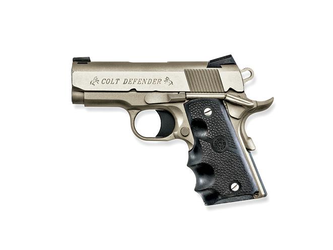 autopistols, autopistol, pistol, pistols, colt defender