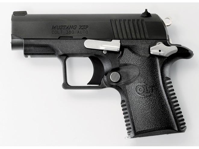 colt xsp, pocket pistols, .380, self-defense, pocket pistols self-defense, .380 pocket pistols