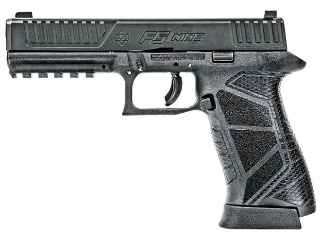 autopistols, autopistol, pistol, pistols, diamondback DB9FS