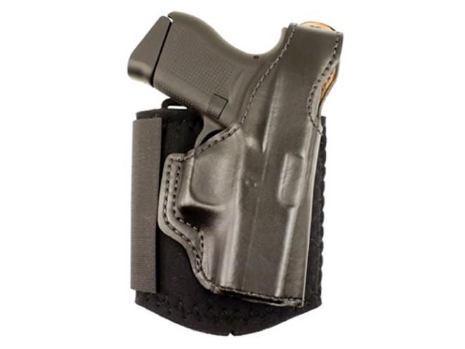 glock 43 holsters, desantis, desantis gunhide, desantis holster, desantis holsters, desantis glock 43, desantis die hard ankle rig