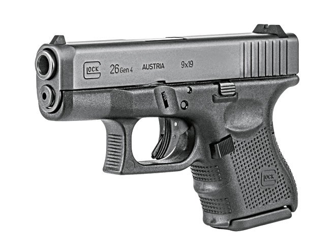 glock, glocks, glock self-defense, glock 26 gen4 beauty
