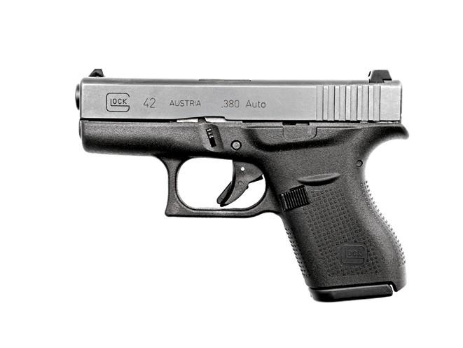 glock 42, pocket pistols, .380, self-defense, pocket pistols self-defense, .380 pocket pistols
