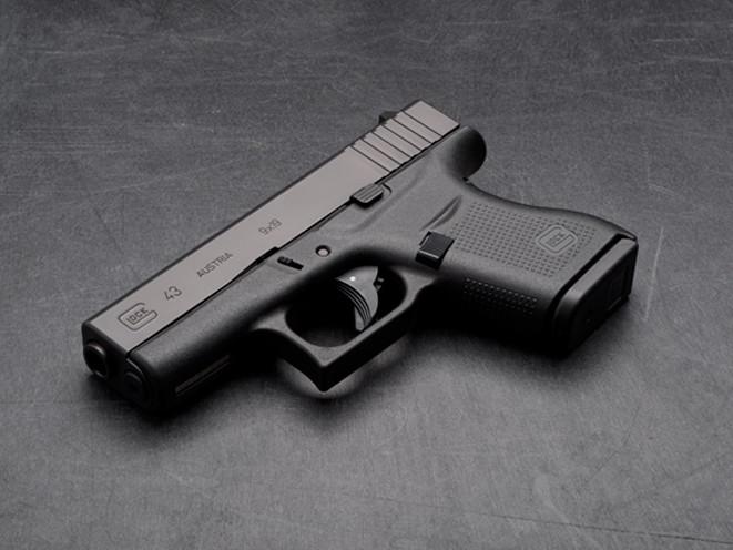 Glock 43, glock, g43, glock 43 9mm, g43 pistol, glock 43 pistol, g43 9mm, glock beauty