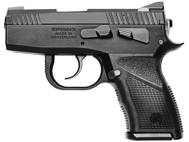 autopistols, autopistol, pistol, pistols, KRISS USA Sphinx SDP