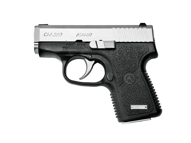 kahr cw380, pocket pistols, .380, self-defense, pocket pistols self-defense, .380 pocket pistols