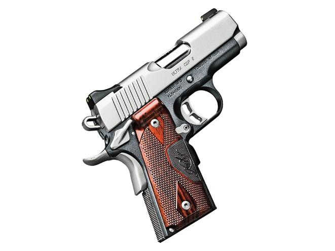 autopistols, autopistol, pistol, pistols, kimber cdp ii
