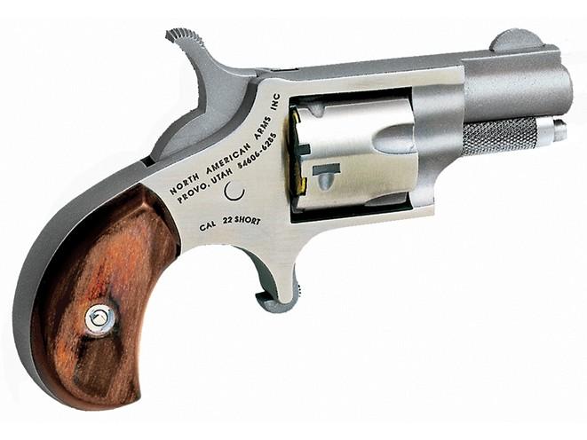 derringers, derringer, revolvers, revolver, mini-revolvers, mini-revolver, NAA 22 Short