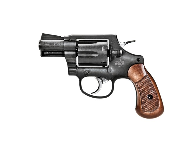 rock island armory, revolver, revolvers, concealed carry handguns, concealed carry handguns buyer's guide, concealed carry revolver, concealed carry revolvers