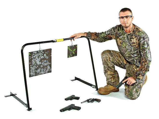 combat handguns, combat handguns products, combat handguns june 2015, RSW Target stands