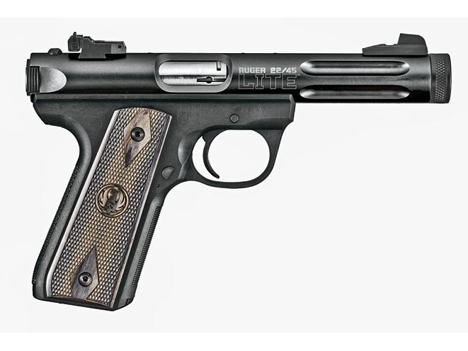 autopistols, autopistol, pistol, pistols, ruger 22/45