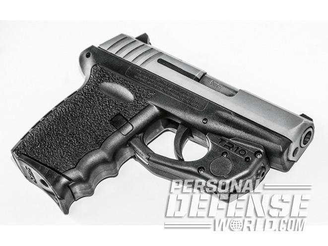 SCCY CPX-2, ArmaLaser TR10, SCCY, ArmaLaser